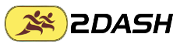 2DASH Club Long Logo